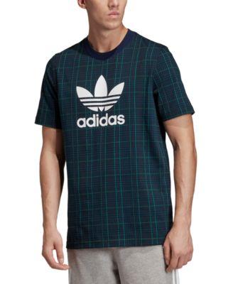 Originals Plaid T-Shirt