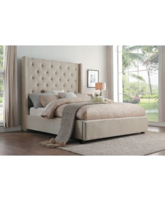 Ordway Bed w/ Storage Drawers - King