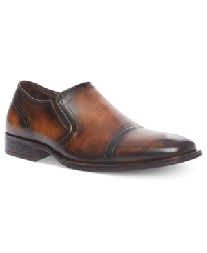 Madden Mens Shoes Evoke SlipOn Dress Shoes Mens Shoes