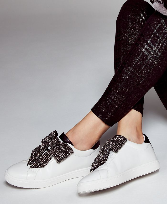 INC International Concepts - Beline Bow Sneakers