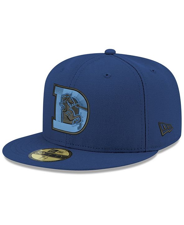 New Era Denver Broncos Basic Fashion 59FIFTY-FITTED Cap
