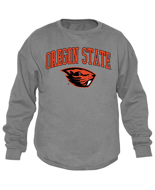 Top of the World Men's Oregon State Beavers Midsize Crew Neck Sweatshirt