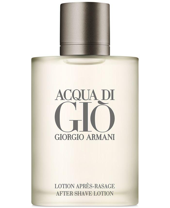 Giorgio Armani - Acqua di Gio After Shave Lotion, 3.4 oz.