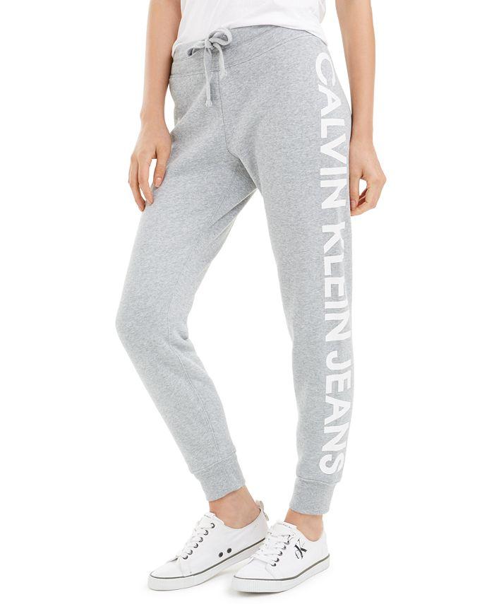 Calvin Klein Jeans - Logo Print Sweatpants