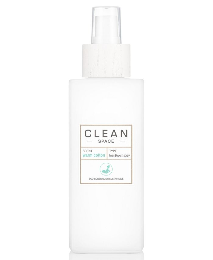CLEAN Fragrance - Warm Cotton Room Spray, 5-oz.