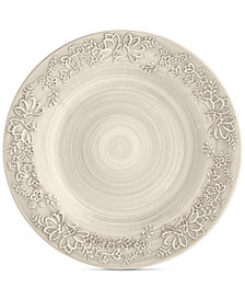 Hotel Collection Classic Brush Salad Plate, Created for Macy's