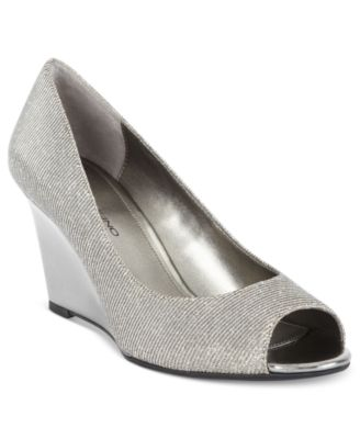 Silver Wedge Shoes: Buy Silver Wedge Shoes at Macy's