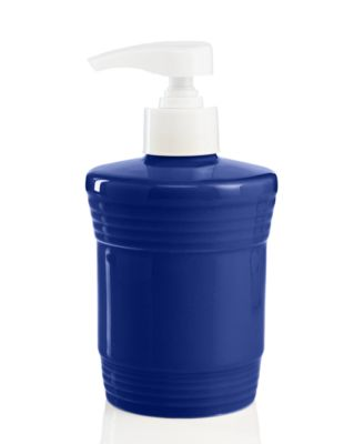 Fiesta Cobalt Soap & Lotion Dispenser