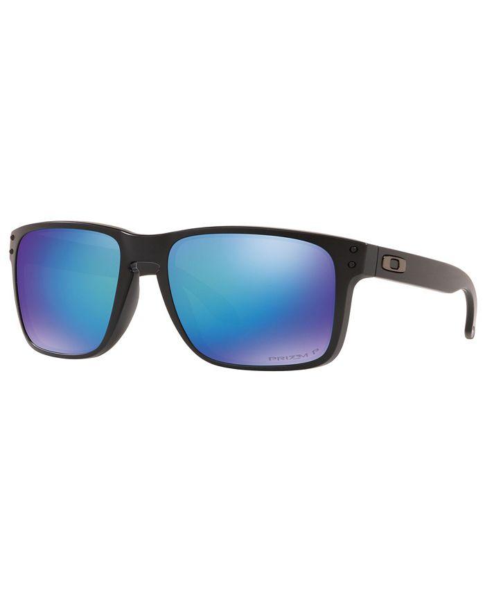 Oakley - Polarized Sunglasses, OO9417 59 HOLBROOK XL