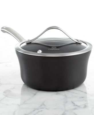 Calphalon Contemporary Nonstick 1.5 Qt. Covered Saucepan