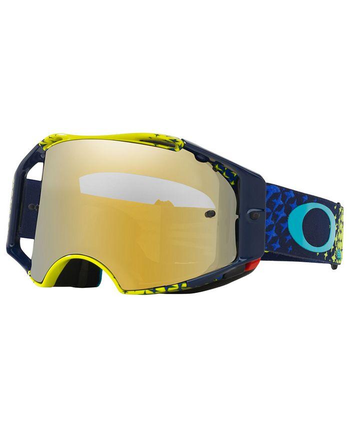 Oakley - Men's Airbrake Goggles Sunglasses