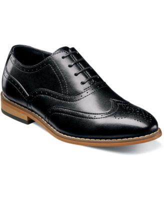 Boy Dunbar Wingtip Oxford Shoe