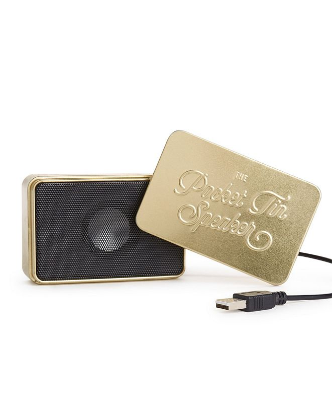 Luckies of London The Pocket Tin Speaker 2.O