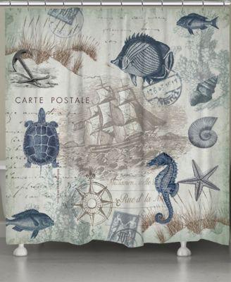 Seaside Postcard Memory Foam Rug