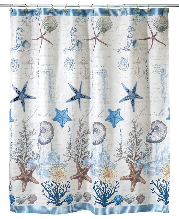 Avanti - Antigua Shower Curtain