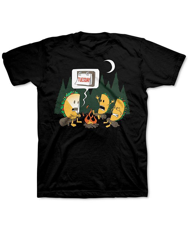 Jem Big Boys Taco Tuesday T-Shirt