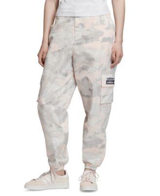 adidas Women's Camo Cargo Pants