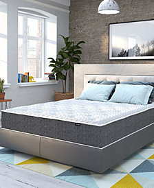 "12Park Smart Temp 12"" Medium Plush Mattress- Twin"