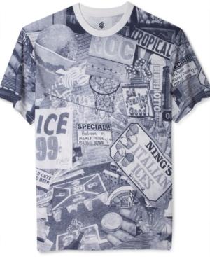 Rocawear TShirt Bodega Crew Neck Graphic TShirt