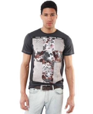 Marc Ecko Cut  Sew Shirt Crossroads Graphic TShirt