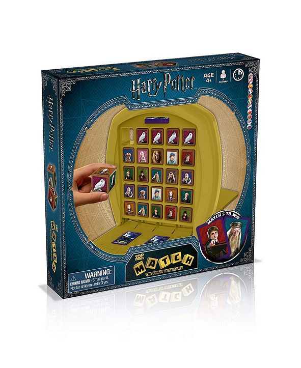 Top Trumps Match Game - Harry Potter