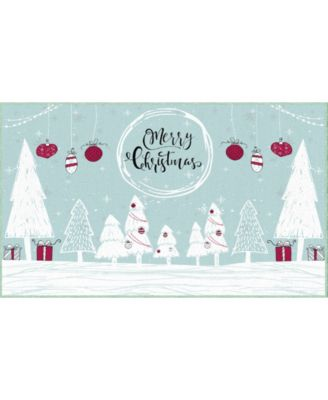 Merry Forest Accent Rug, 18