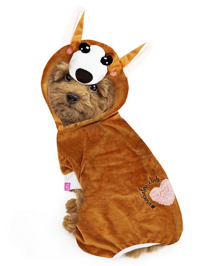 Pets First - Pet Onesie - Moosie The Dog Xs