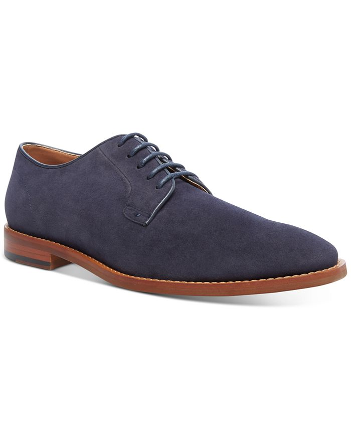 Steve Madden - Men's Suede Eddie Oxfords