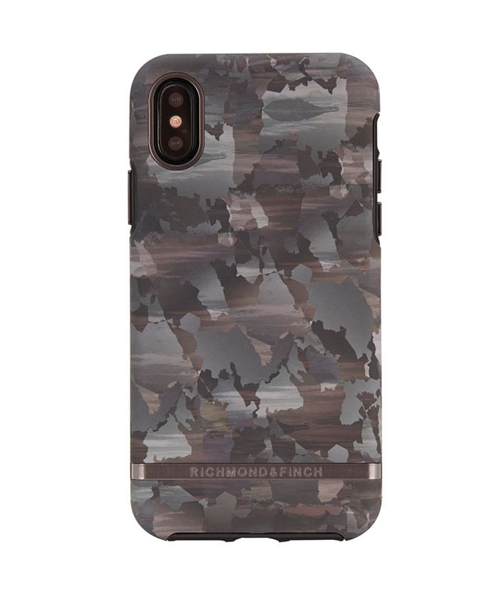 Richmond&Finch - Camouflage Case for iPhone XS MAX