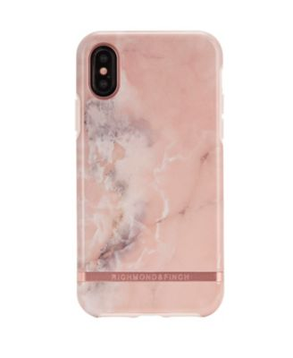 Pink Marble case for iPhone XS MAX