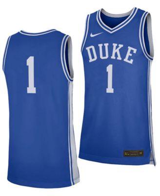 Nike Men's Duke Blue Devils Replica