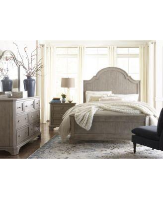 Layna Bedroom Furniture, 3-Pc. Set (King Bed, Nightstand & Dresser)