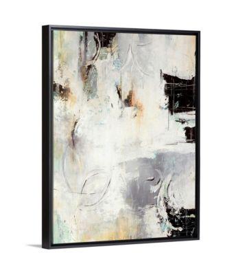 """'Tourist' Framed Canvas Wall Art, 18"""" x 24"""""""