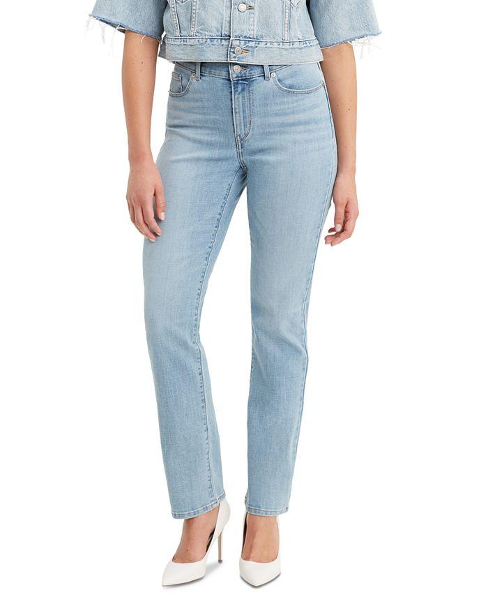 Levi's - Classic Straight-Leg Jeans