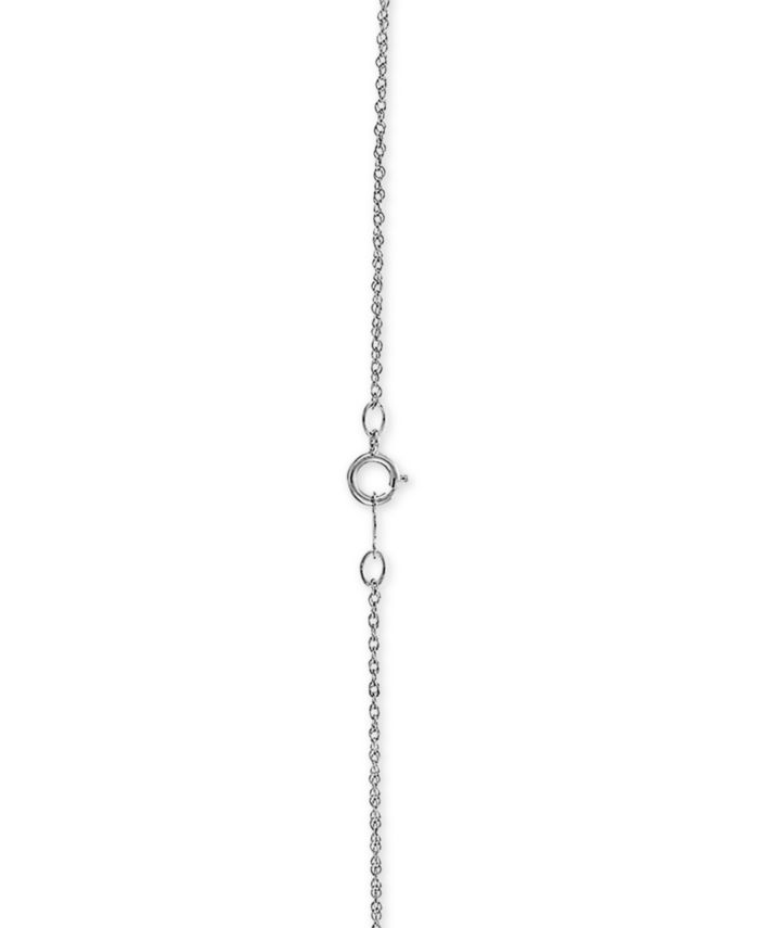 Macy's 2-Pc. Set Cultured Freshwater Pearl (7-1/2mm & 8-1/2mm) & Diamond Accent Pendant Necklace & Matching Drop Earrings in Sterling Silver & Reviews - Rings - Jewelry & Watches - Macy's