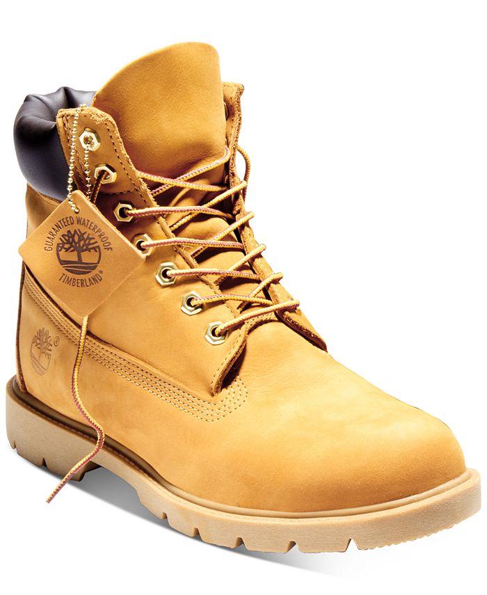 "Timberland - Men's 6"" Waterproof Basic Boots"