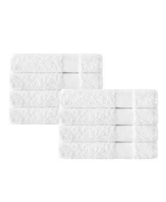 Kansas Turkish Cotton 8-Pc. Hand Towel Set