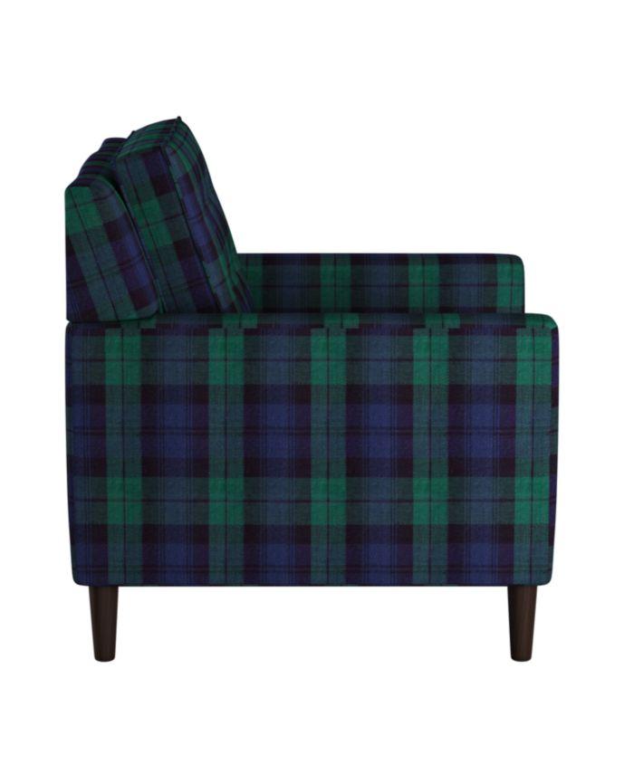 Skyline Valport Arm Chair & Reviews - Furniture - Macy's