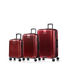 3-Pc. Marquis Hardside Luggage Set