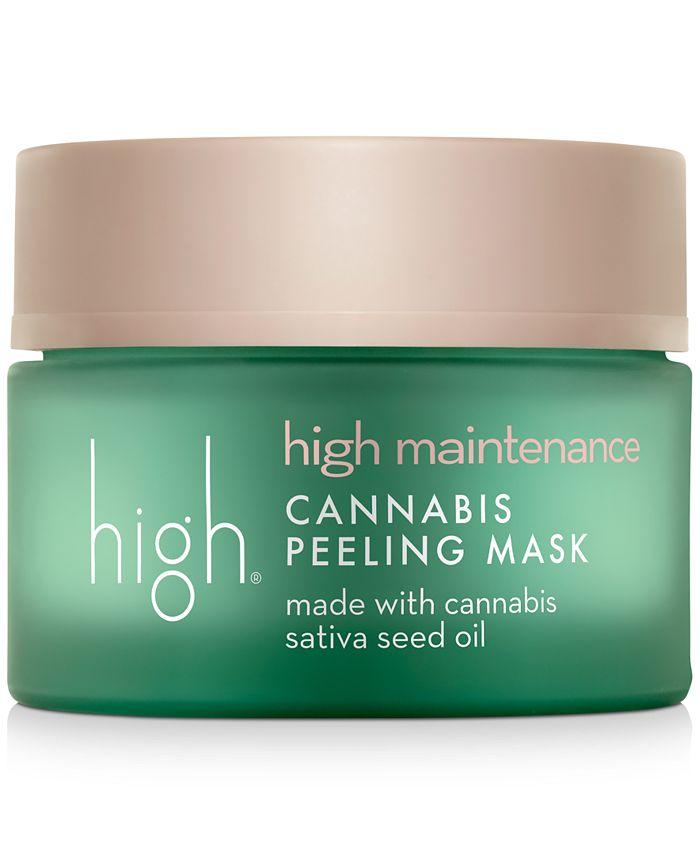 High - High Maintenance Cannabis Peeling Mask, 1.7-oz.