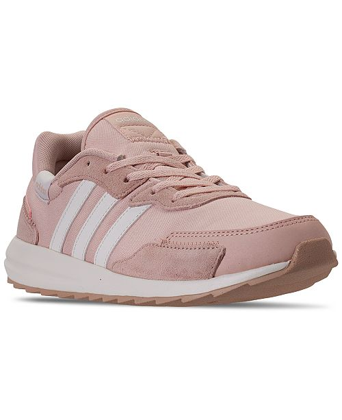 frijoles Tantos Boda  adidas Women's Retrorun Running Sneakers from Finish Line & Reviews -  Finish Line Athletic Sneakers - Shoes - Macy's