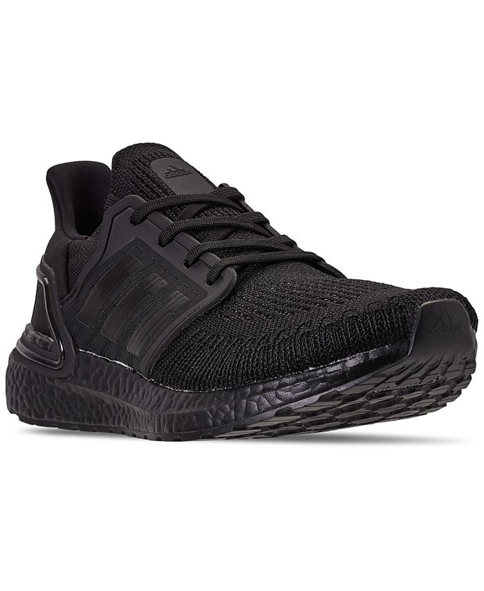 adidas - Men's UltraBOOST 20 Running Sneakers from Finish Line