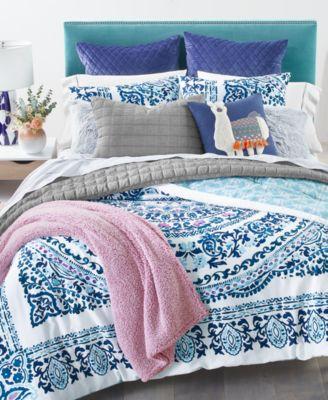 Valencia Mandala 2-Pc. Twin/Twin XL Comforter Set, Created for Macy's