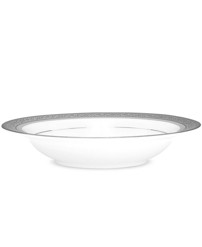 """Noritake - Summit Platinum Fruit Bowl ,6"""", 5 Oz."""