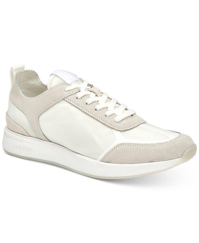 Calvin Klein - Men's Delbert Translucent Sneakers