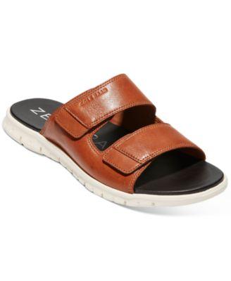Multistrap Slide Sandals
