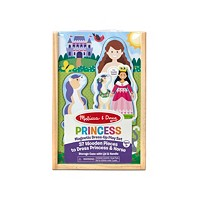 Deals on Melissa and Doug Princess Magnetic Dress-up Play Set