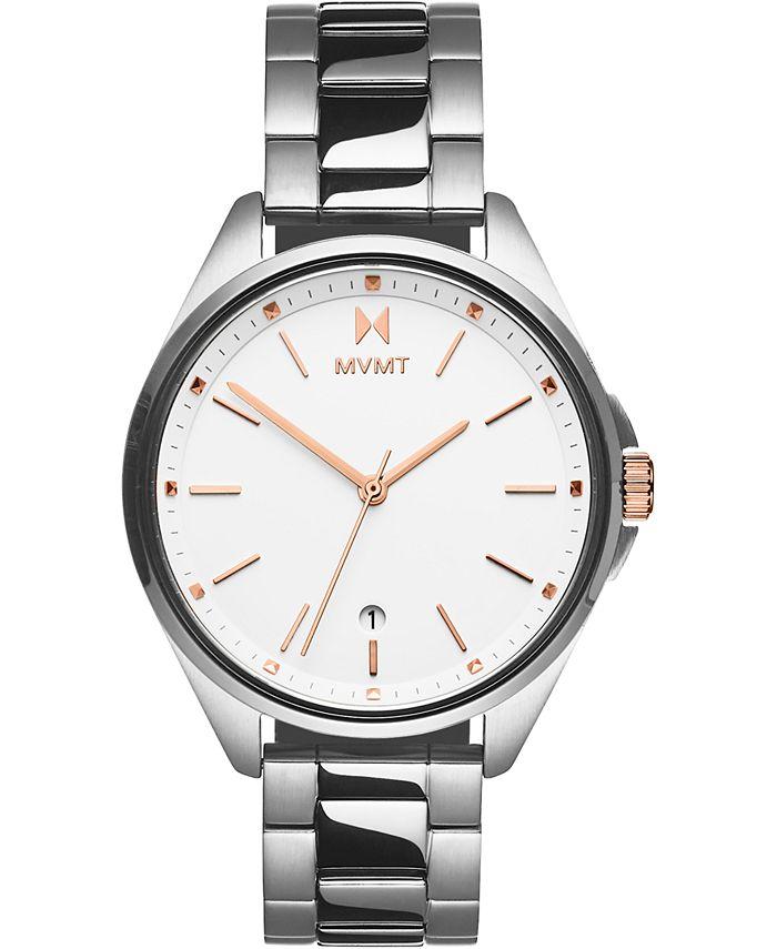 MVMT - Women's Coronada Stainless Steel Bracelet Watch 36mm