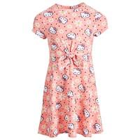 Deals on Hello Kitty Toddler Girls Flower Dress