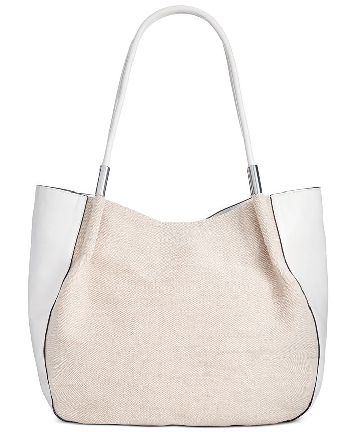Alfani - Bangle Linen Tote